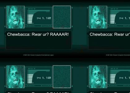 Metal Gear Chewbacca