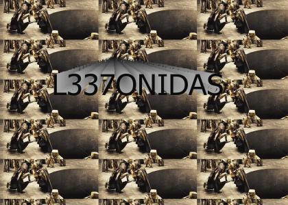 300TMND: Epic Leonidas Maneuver