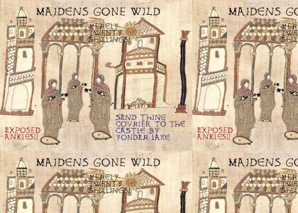 Medieval Pr0n