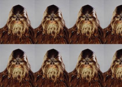 Chewbacca The Wookie!