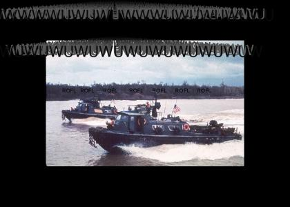 My ROFL Swift Boat goes........