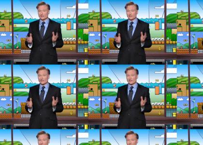Conan set looks like the Mushroom Kingdom