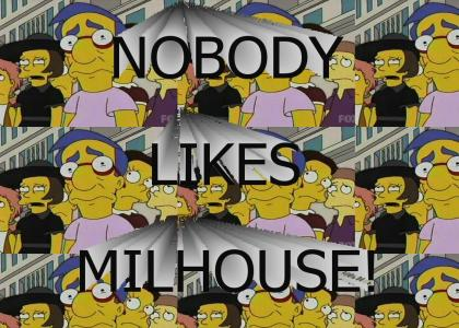 Mr Largo: Why There's No Milhouse Fad.