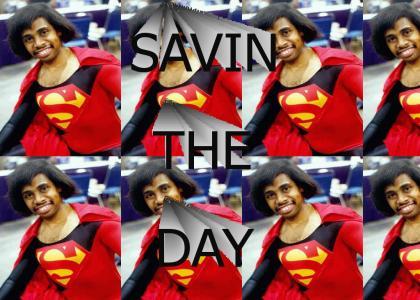 SAVIN' THE DAY