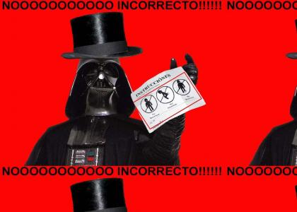 Darth Vader Fails at Making Instructions