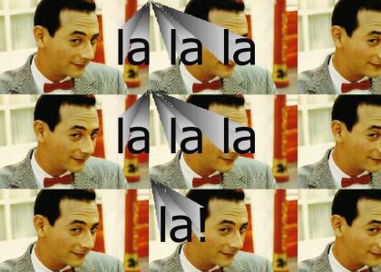Pee Wee Sings!