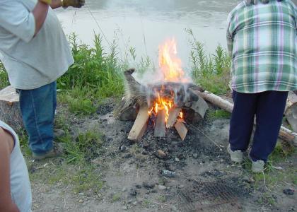porcupine BBQ