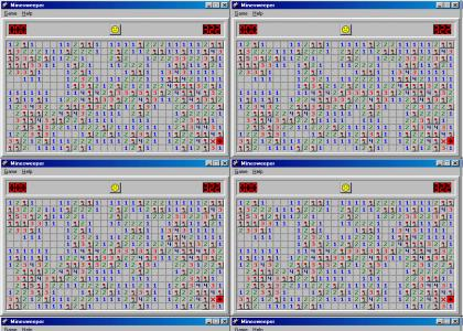 Why Minesweeper? You too?