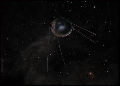 Sputnik...lost