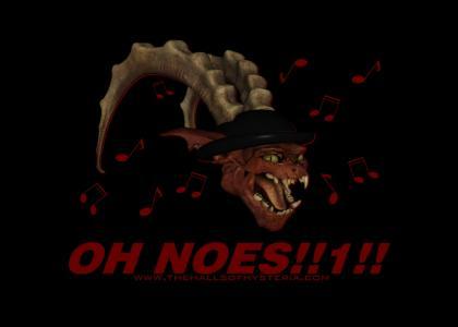 Bocephus the Singing Demon