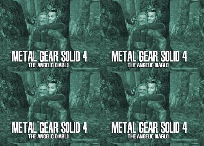 Metal Gear 4: The Angelic Diablo