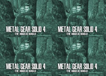 Metal Gear 4: The Angelic Diablo