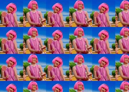 Lazytown: Lollipop