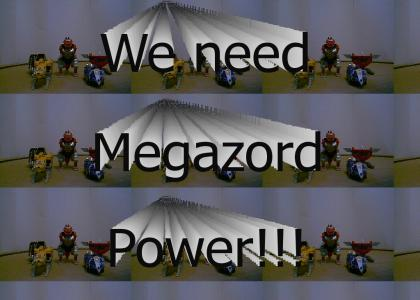 Dinozord Power!