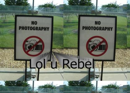 LOL REBEL YA RLY!