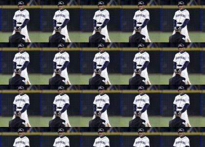 ichiros favourite umpire