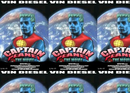 Captain Planet: The Movie