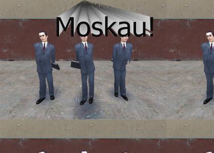 Gman does moskau
