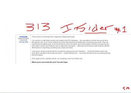 313 INSIDER
