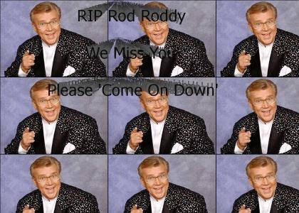 RIP Rod Roddy