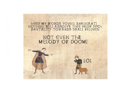 Not Even Medieval Music (NEDM)