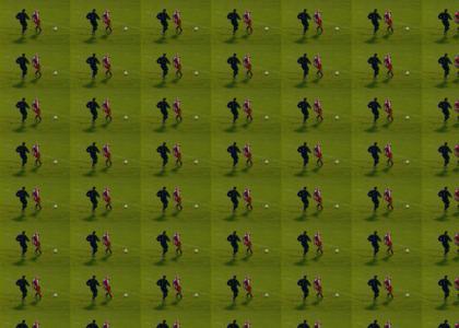 Epic Italian Soccer Maneuver