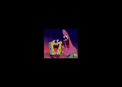 Spongebob and Patrick going at it