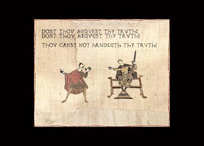 A Few Good Medieval Men
