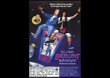 Safety Not Guaranteed for Bill and Ted (Updated!)