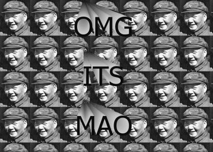 Chairman Mao!