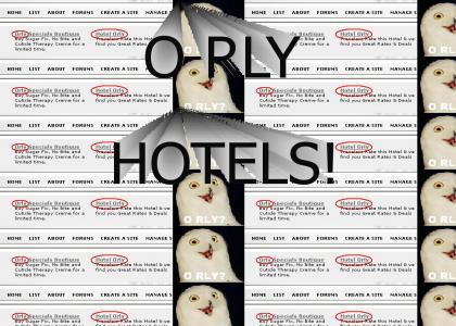 O RLY HOTELS - $29.95 a night?