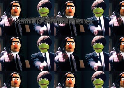 muppet pulp fiction