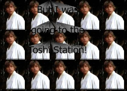 The Toshi Station!