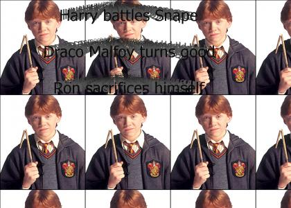 Snape kills Ron