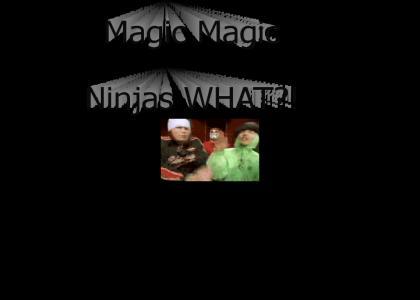 Do The Magic Ninja Dance! (Fixed!)