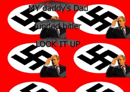 BUSH THE NAZI