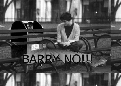 Barry! Sexual Predator With a LAZOR!!!!
