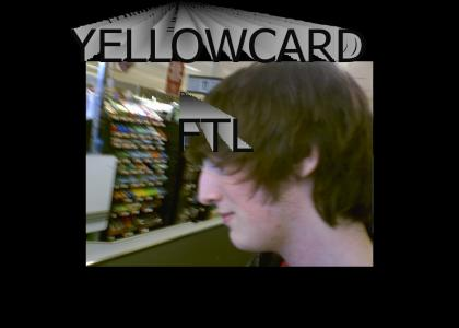The results of Yellowcard