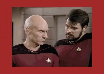 The Riker Lean