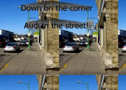 Down On The Corner