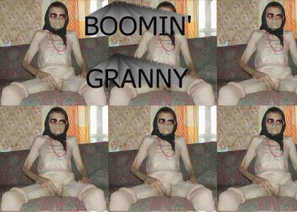 BOOMIN' GRANNY