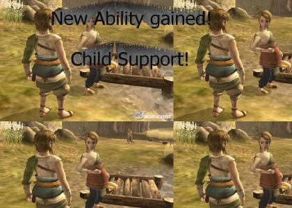 Legend of Zelda side quest