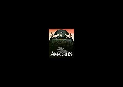 Rock me, Amadeus!