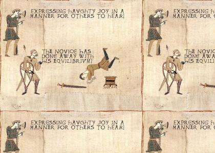 Epic Medieval Manuever