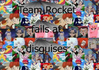 Team Rocket's Rockin!