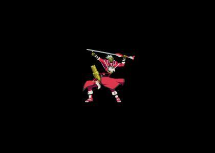 Robo-Ky II Crotch Rocket GO!