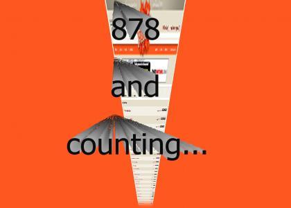 MrSinistar's 878 FAVd Sites