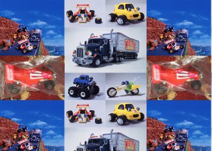 Tribute to Stunt Race FX / Wild Trax