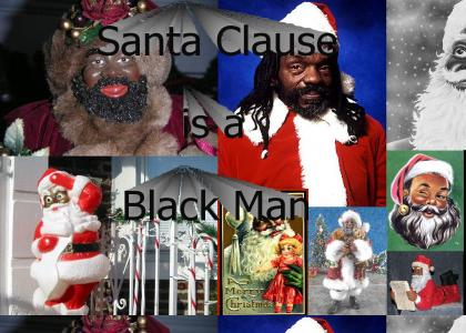 A Very Black Christmas