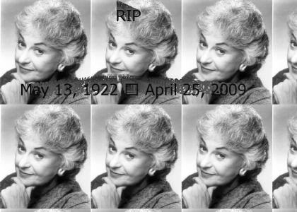 Bea Arthur Dies
